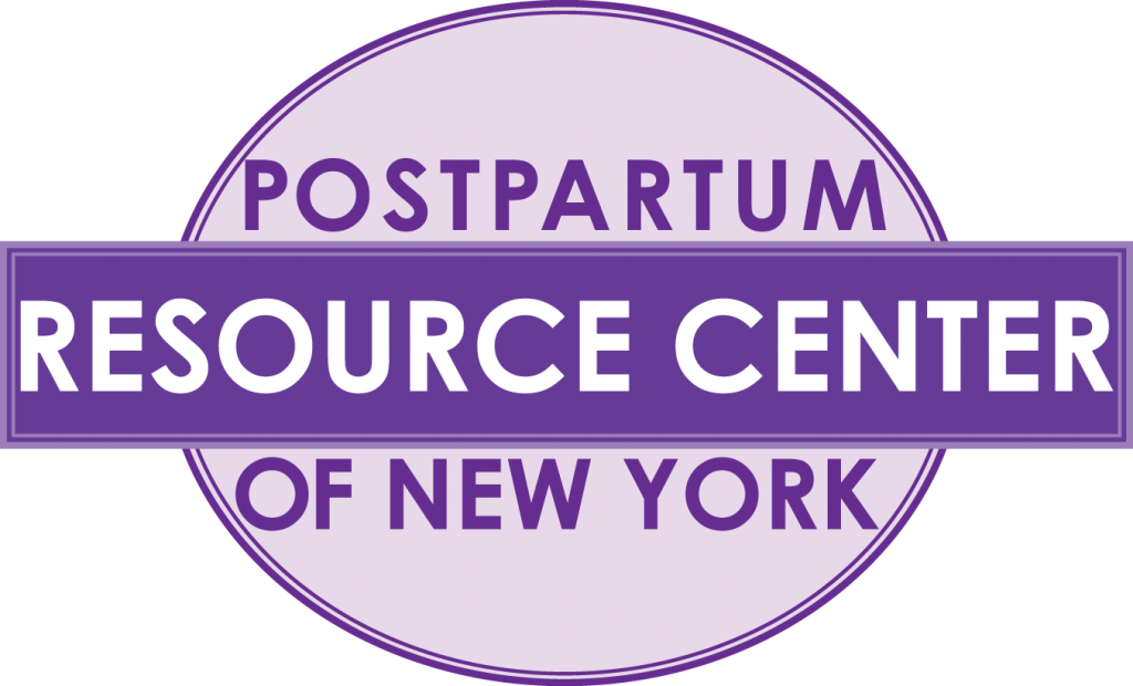 Postpartum Resource Center of New York logo.