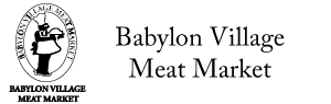Babylon Village Meat Market logo and website link. Please click here to reach this sponsor's website.