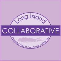 Long Island Collaborative for Perinatal Mood and Anxiety Disorders logo.
