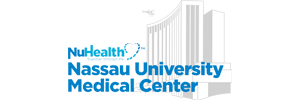 NuHealth - Nassau University Medical Center logo and website link. Please click here to reach this sponsor's website.