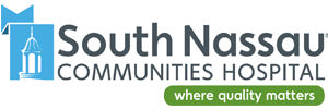 South Nassau Communities Hospital logo and website link. Please click here to reach this sponsor's website.