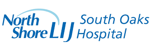 North Shore LIJ South Oaks Hospital logo and website link. Please click here to reach this sponsor's website.