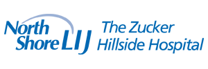 North Shore LIJ - The Zucker Hillside Hospital logo and website link. Please click here to reach this sponsor's website.