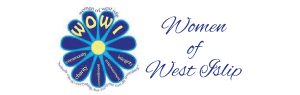 Women of West Islip logo and website link. Please click here to reach this sponsor's website.