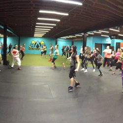 Photograph from Zumbathon Charity event for the Postpartum Resource Center of New York on Friday, April 10, 2015.