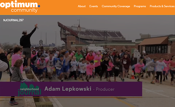 Cablevision's Optimum Community video of the Breaking the Silence Annual 5K Run/Walk