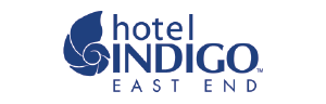 Hotel Indigo East End logo and website link. Pleases click here to reach this sponsor's website.