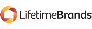 Lifetime Brands logo and website link. Please click here to reach this sponsor's website.