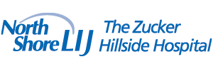 North Shore LIJ - Zucker Hillside Hospital logo and website link. Please click here to reach this sponsor's website.