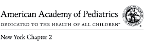 American Academy of Pediatrics logo and website link. Please click here to reach this sponsors website.