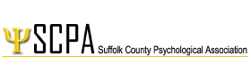 Suffolk County Psychological Association logo and website link. Please click here to reach this event sponsor's website.
