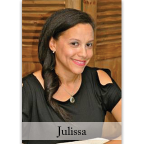 Julissa Zambrano - Mrs. Nassau County, New York