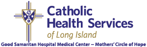 Catholic Health Services of Long Island - Good Samaritan Hospital Medical Center Mothers' Circle of Hope logo. Please click here to reach this sponsor's website.