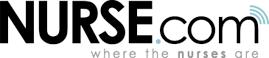 Nurse.com logo.