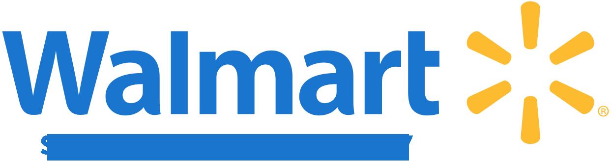 Walmart logo plus Evans Mills, NY Store information.