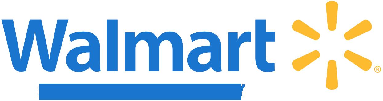 Walmart logo plus Hudson, NY Store information.