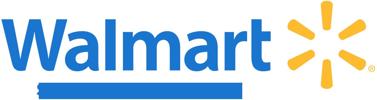 Walmart logo plus Islandia, NY Store information.