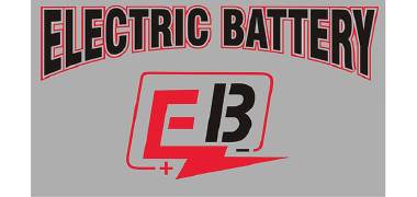 EB - Electric Battery logo. Please click here to reach this sponsor's website.