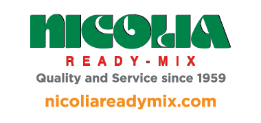 Nicolia Ready-Mix logo. Please click here to reach this sponsor's website.
