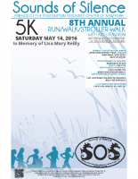 SOS Run/Walk 2016 Poster/Flyer – 11×17