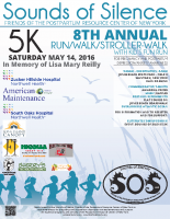 SOS Run/Walk 2016 Poster/Flyer – Sponsors – 8.5×11