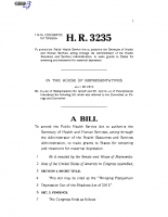H.R.3235 – Bringing Postpartum Depression Out of the Shadows Act of 2015