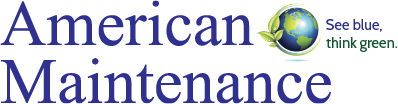 American Maintenance logo. Please click here to reach this sponsor's website.