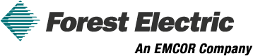 Forest Electric logo. Please click here to reach this sponsor's website.