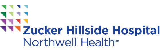 Zucker Hillside Hospital - Northwell Health logo. Please click here to reach this sponsor's website.
