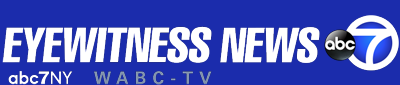 Eyewitness News NYC 7 logo header.