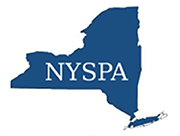 New York State Perinatal Association logo.