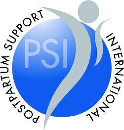 Postpartum Support International logo.