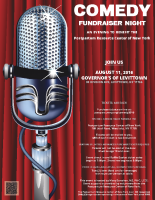 Governor's Comedy Fundraiser Flyer (pdf)
