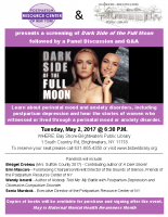 Dark Side of the Full MoonScreening and Panel Discussion