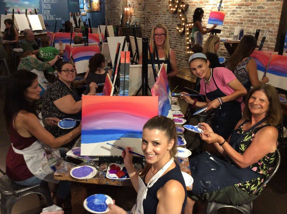 Paint Night 2017
