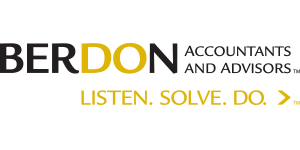 Berdon Accountants and Advisors logo. Please click here to visit this sponsor's website.