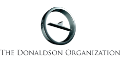 The Donaldson Organization logo. Please click here to visit this sponsor's website.