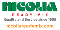 Nicolia Ready-Mix. Please click here to reach this sponsor's website.