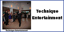 Technique Entertainment. Please click on this logo to reach this sponsor's website.