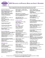 WNY PMADResource DirectoryJuly 2018