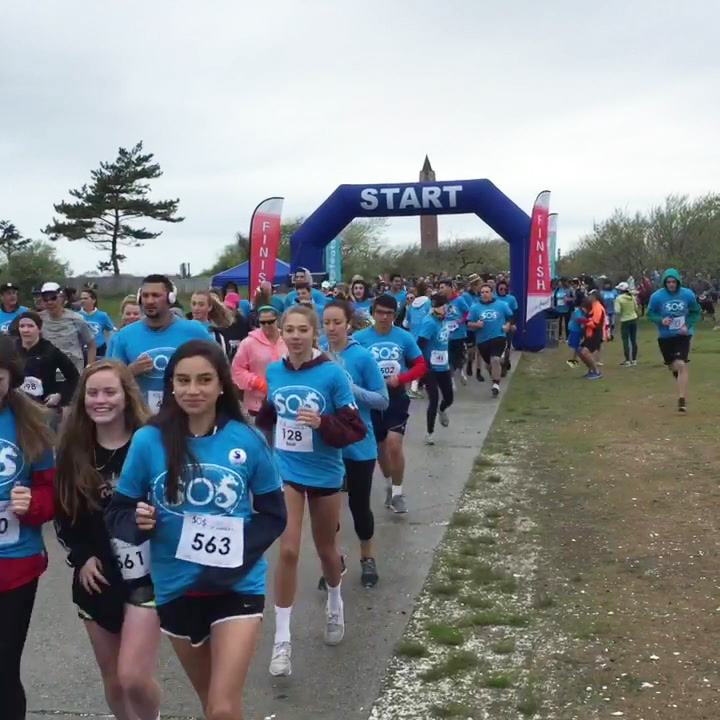 Sounds of Silence 5k/10k Run Event Photograph 2018.