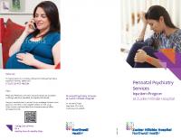 Zucker-HillsidePerinatal Inpatient Brochure