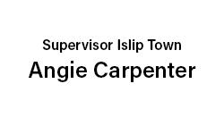 SOS 5k/10k Run/Walk 2019 Award Sponsor, Supervisor Islip Town Angie Carpenter