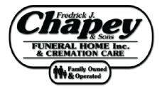 Fredrick J. Chapey & Sons – please click on this image to visit this sponsor's website.