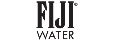 Fiji Water logo. Please click here to visit this sponsor's website.