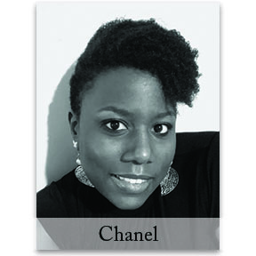 Chanel Jone's photograph for the You are Not Alone. Sharing Our Stories page.