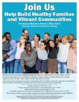 PRCNY Volunteer NetworkOrientation TrainingFlyer September 2019