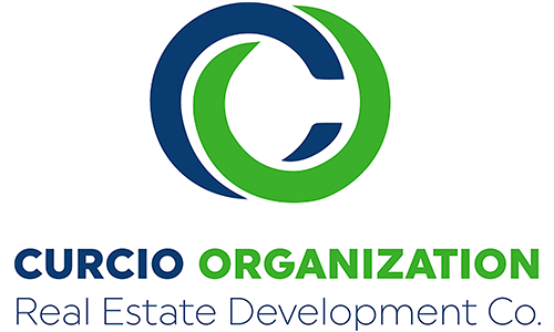 Curcio Organization's logo. They are a T-shirt logo sponsor for the 13th Annual Sounds of Silence Run/Walk. Please click on their link to visit them.