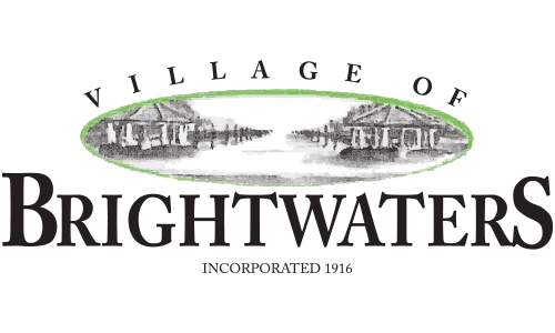 Village of Brightwaters' logo. They are a Custom Sponsor for the 13th Annual Sounds of Silence Run/Walk. Please click on their link to visit them.